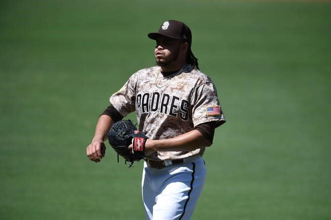 Injuries keep Clevinger, Lamet off Padres' wild-card roster