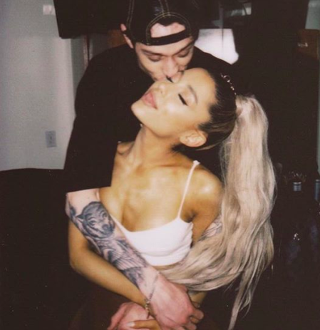 "Ariana Grande Went to Staten Island With Pete Davidson, Had the ""Most Fun"""