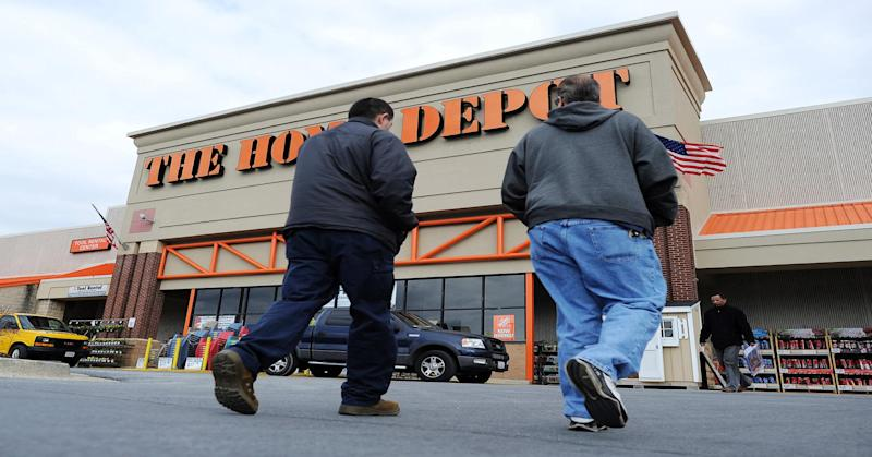 Home Depot is retail's bright spot as it courts younger shoppers who prefer DIY