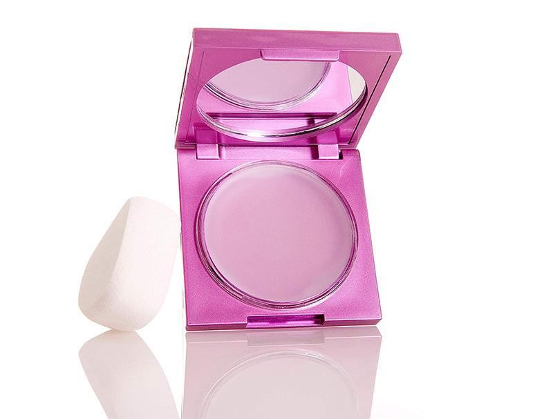 Battle shine with this adorable compact. (Photo: Amazon)