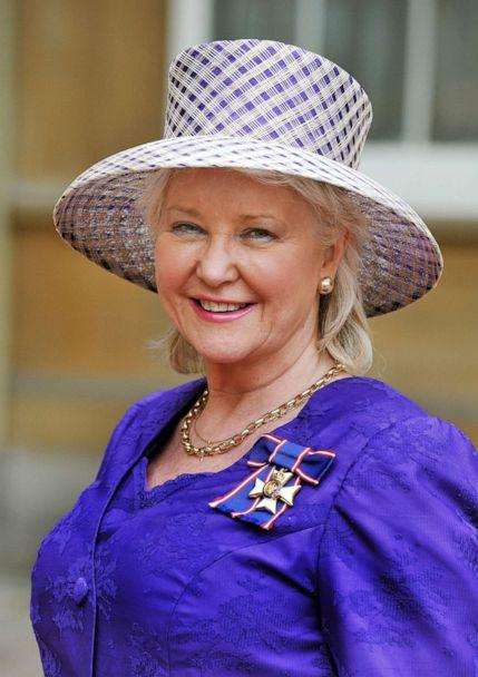 PHOTO:Angela Kelly at the Investiture ceremony at Buckingham Palace on November 16, 2012 in London. (John Stillwell/Getty Images, FILE)