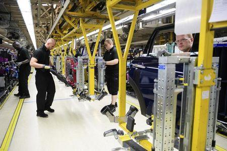 United Kingdom auto production slides in August amid slowing demand