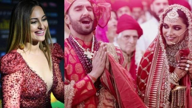 Deepika Padukone and Ranveer Singh got married in two beautiful ceremonies on November 14 and 15 in Italy. A lot of wishes have been pouring in from Bollywood stars on their wedding pictures.