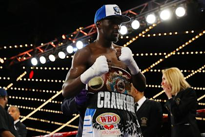 Terence Crawford (Getty Images)