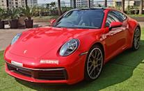An all new Porsche 911 does not come very often so it was indeed special that India got the new 911 this year. The 911 is a legendary sports car that needs no introduction. The new generation 911 has grown and is more luxurious, yet still delivers a proper sports-car experience.