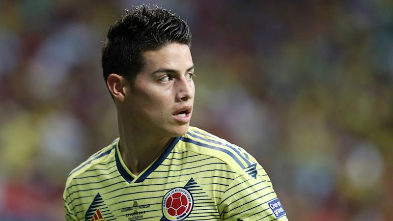 James didn't ask to stay in Madrid, I didn't call him up – Colombia boss Queiroz
