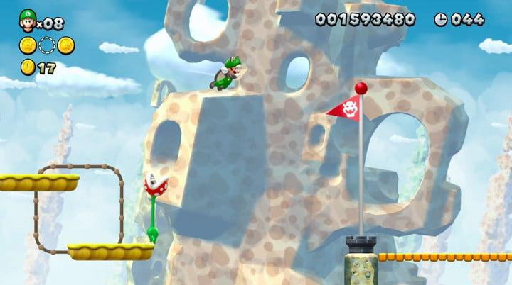 New Super Luigi U Deluxe': All of the secret exits and world