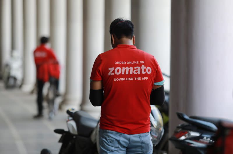 Temasek looks to inject up to $100 million in India's Zomato: Economic Times