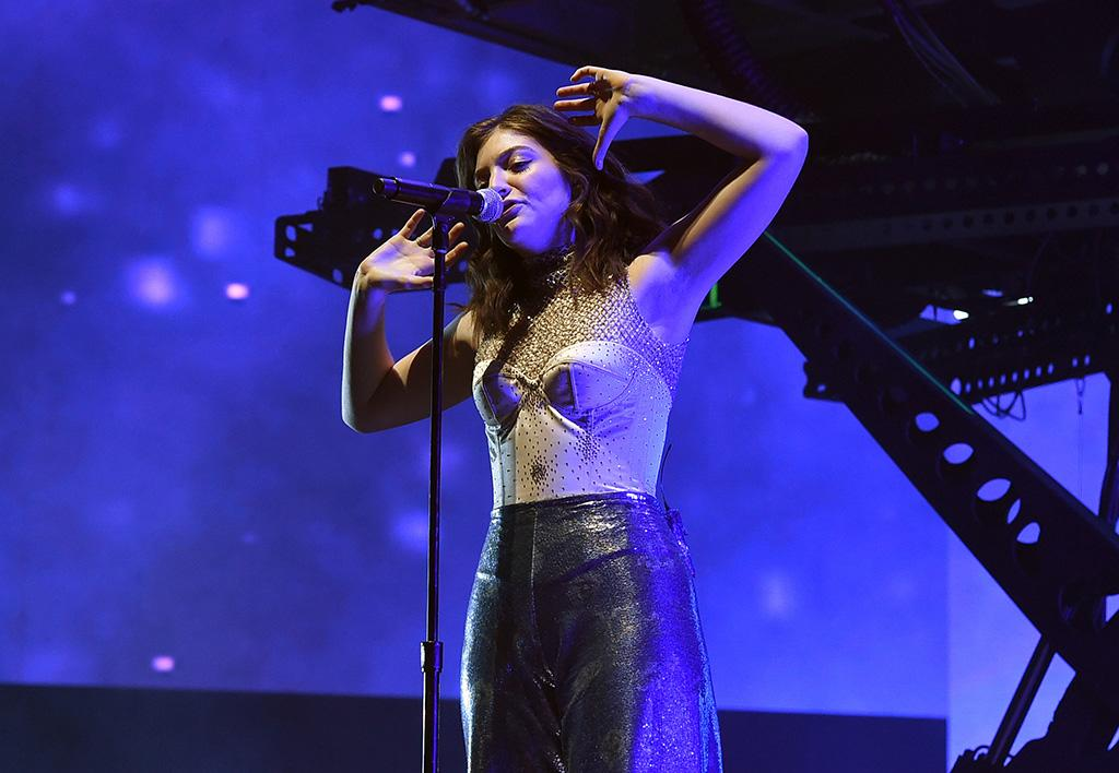 <p>INDIO, CA – APRIL 16: Singer Lorde performs on the Coachella stage during day 3 of the Coachella Valley Music And Arts Festival (Weekend 1) at the Empire Polo Club on April 16, 2017 in Indio, California. (Photo by Kevin Winter/Getty Images for Coachella) </p>