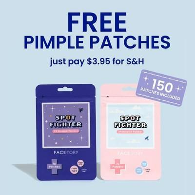 Free Button Patches