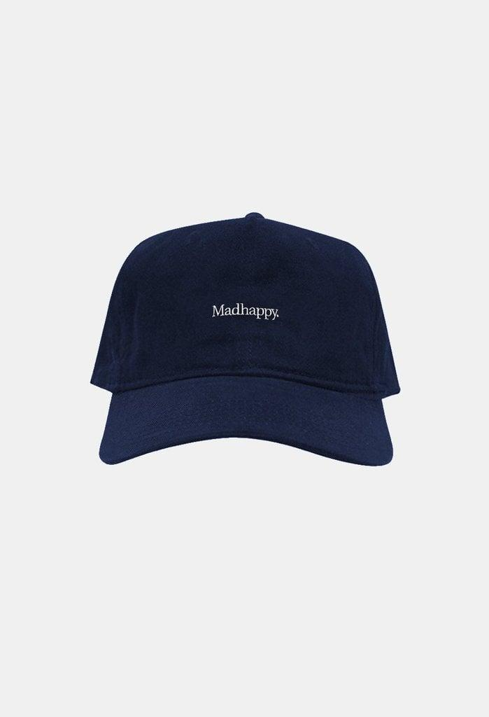 <p>Stay protected from the sun with this <span>Madhappy Dad Hat</span> ($35).</p>
