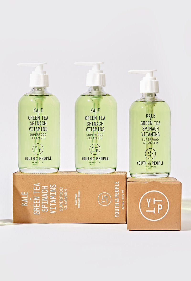 """<p>youthtothepeople.com</p><p><strong>$36.00</strong></p><p><a href=""""https://www.youthtothepeople.com/products/superfood-face-cleanser"""" rel=""""nofollow noopener"""" target=""""_blank"""" data-ylk=""""slk:Shop Now"""" class=""""link rapid-noclick-resp"""">Shop Now</a></p><p>This cleanser is """"green juice for your face"""" according to the brand, a very intriguing claim! It's packed with cold-pressed antioxidants to give your face a good, healthy cleaning. </p>"""