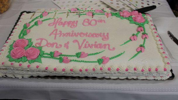 PHOTO: Donald and Vivian Hart of Grand Rapids, Michigan, celebrated their 80th anniversary on June 25. (Pilgrim Manor )
