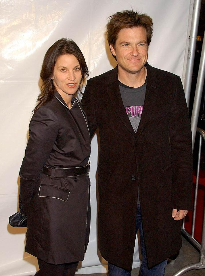 "Jason Bateman and his wife Amanda Anka (daughter of singer Paul Anka) show their support for Vince's latest venture. The two actors have starred in several films together, including ""Starsky & Hutch,"" ""Dodgeball,"" and ""The Break-Up."" Jason can currently be seen in the hit film, ""Juno."" Gregg DeGuire/<a href=""http://www.wireimage.com"" target=""new"">WireImage.com</a> - January 28, 2008"