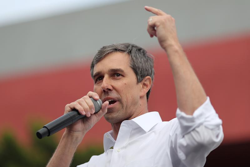 Beto O'Rourke Proposes 'War Tax'