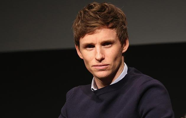 Eddie Redmayne rounded off the top five most attractive red-haired celebrities. Photo: Getty Images