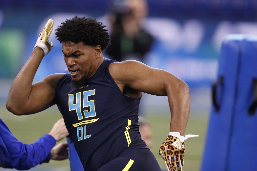 """<img width=""""640"""" height=""""427"""" alt=""""""""/><p>The Ravens have so many needs that they can not cover them in just threerounds. Luckily the Ravens have plenty of picks and will likely trade down for more. This piece is the fourthinstallment of the Baltimore Ravens Draft Blitz series where we analyze round by round who the Ravens could and should take. In […]</p> <p>The post <a rel=""""nofollow"""" rel=""""nofollow"""" href=""""https://ec.yimg.com/ec?url=http%3a%2f%2fcover32.com%2f2017%2f04%2f26%2fbaltimore-draft-blitz-fourth-round%2f%26quot%3b%26gt%3bBaltimore&t=1493271894&sig=nk_vo45XH_tVojZOPiKIDw--~C Ravens Draft Blitz: Fourth Round</a> appeared first on <a rel=""""nofollow"""" rel=""""nofollow"""" href=""""http://cover32.com"""">Cover32</a>.</p>"""