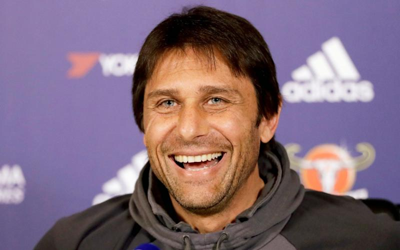 Antonio Conte gave says winning is 'normal' at Chelsea manager - AP