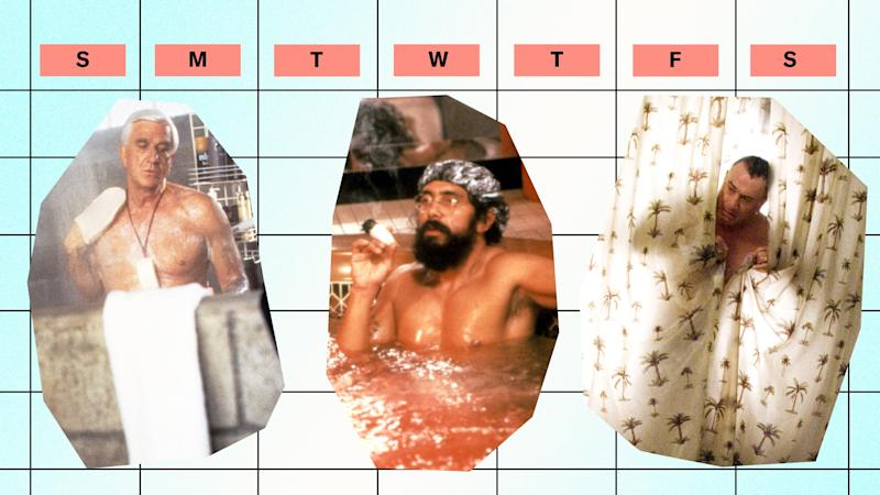 Should You Shower Every Day?
