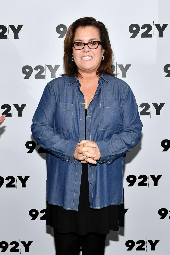 Rosie O'Donnell received backlash from fans of