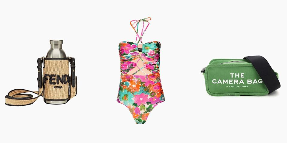 <p>Forgo your packing list basics and give your special someone a long overdue upgrade with getaway gifts they'd never think to buy for themselves, but won't be able to travel without. </p>