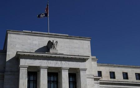 FILE PHOTO: FILE PHOTO: FILE PHOTO: Federal Reserve Board building on Constitution Avenue is pictured in Washington