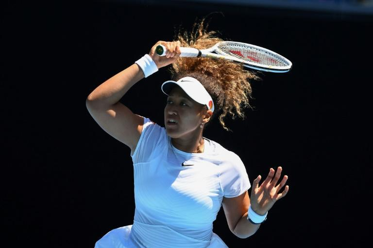 Naomi Osaka comes in as US Open champion, as she did when winning in Melbourne in 2019