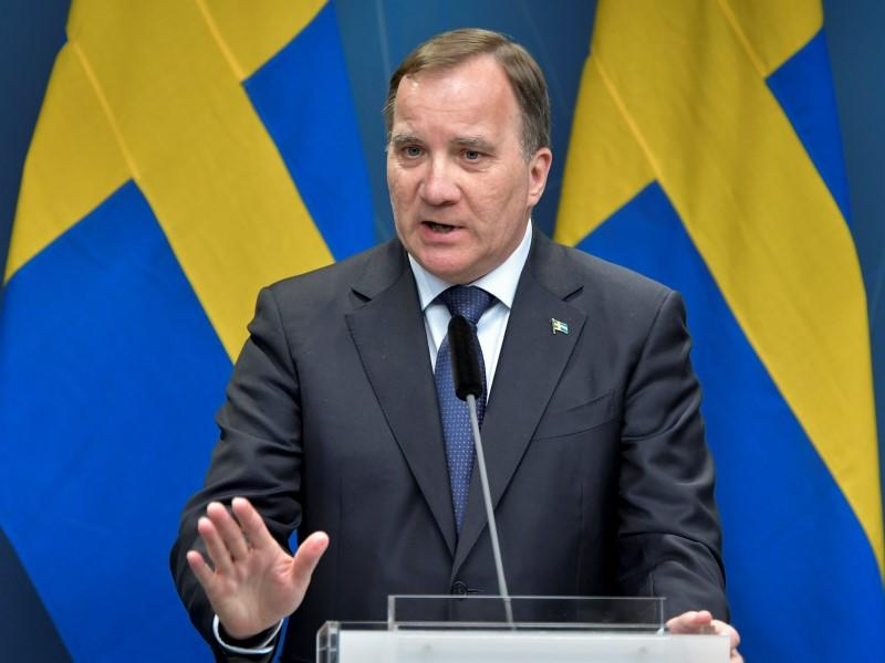 Swedish PM to appoint coronavirus inquiry before summer amid criticism