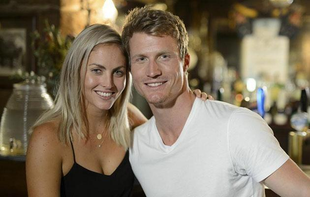 We have reason to believe that Nikki Gogan and Richie Strahan may be back together. Source: Channel 10