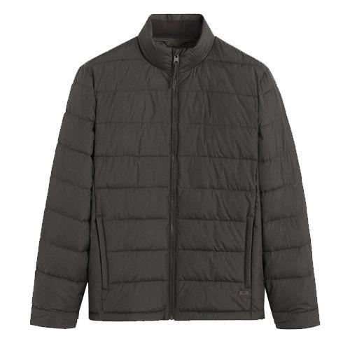 """<p><a class=""""body-btn-link"""" href=""""https://go.redirectingat.com?id=127X1599956&url=https%3A%2F%2Fshop.mango.com%2Fgb%2Fmen%2Fjackets-quilted%2Fwater-repellent-quilted-jacket_67010504.html&sref=https%3A%2F%2Fwww.esquire.com%2Fuk%2Fstyle%2Fg33378579%2Fcheap-clothes-men-under-50-pounds%2F"""" target=""""_blank"""">SHOP</a></p><p>No, you're not a nerd: menswear can be practical and cool. In fact, practical menswear is cool. The outdoor brands that once solely catered to outdoorsy, hot chocolate types are finding a footing on the trend wheel. That means you get a sensible, water-repellant coat, and you get an affordable one at Mango.</p><p>Quilted Jacket, £35.99, <a href=""""https://go.redirectingat.com?id=127X1599956&url=https%3A%2F%2Fshop.mango.com%2Fgb%2Fmen%2Fjackets-quilted%2Fwater-repellent-quilted-jacket_67010504.html&sref=https%3A%2F%2Fwww.esquire.com%2Fuk%2Fstyle%2Fg33378579%2Fcheap-clothes-men-under-50-pounds%2F"""" target=""""_blank"""">mango.com</a><a href=""""https://go.redirectingat.com?id=127X1599956&url=https%3A%2F%2Fshop.mango.com%2Fgb%2Fmen%2Fjackets-quilted%2Fwater-repellent-quilted-jacket_67010504.html&sref=https%3A%2F%2Fwww.esquire.com%2Fuk%2Fstyle%2Fg33378579%2Fcheap-clothes-men-under-50-pounds%2F"""" target=""""_blank""""></a> </p>"""