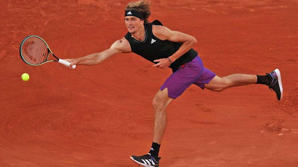 French Open: Zverev eases past Djere, advances to last 16