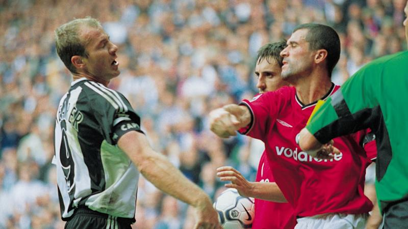 Shearer: I'd have knocked out Roy Keane!