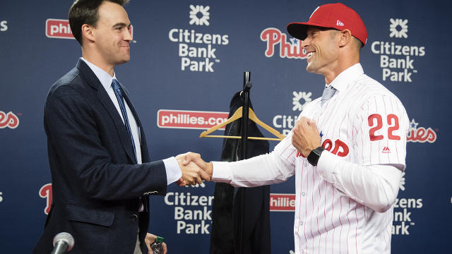 <p>Matt Klentak defended the Phillies' unorthodox approach this season, saying they wouldn't have won nearly as many games without it. By Jim Salisbury</p>