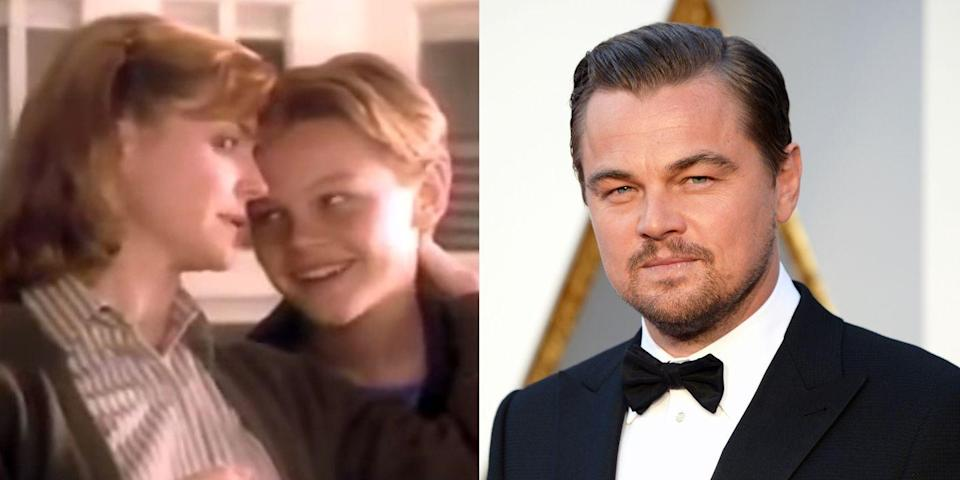 "<p>A young Leonardo DiCaprio is all of us when we're hangry for <em>'fat-free cheese' </em>and mom says ""no, no, no, they're for your dad, you know he's watching his cholesterol"" in this EPIC <a href=""https://www.youtube.com/watch?v=7oA3SVVh9UY"" rel=""nofollow noopener"" target=""_blank"" data-ylk=""slk:commercial from 1989"" class=""link rapid-noclick-resp"">commercial from 1989</a>.</p>"
