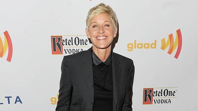 WATCH: Ellen as a Late-Night Host