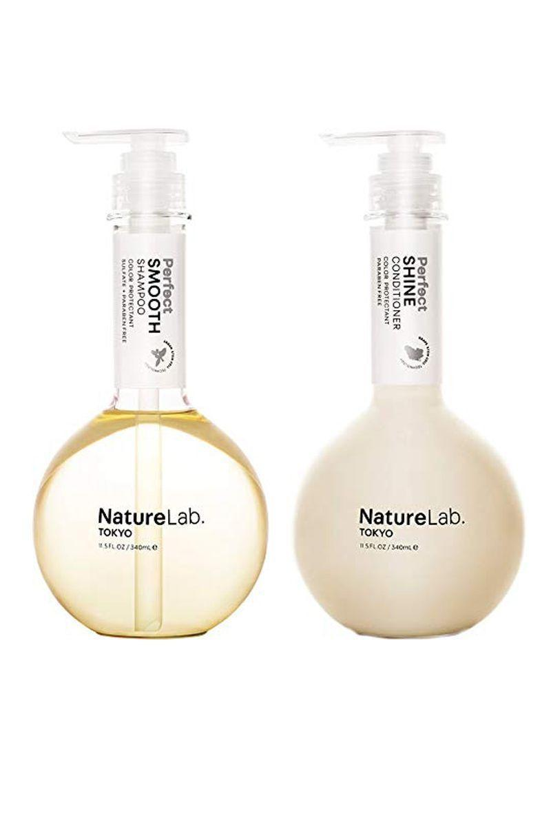 "<p><strong>Perfect Shine Shampoo & Conditioner</strong></p><p>naturelab.com</p><p><strong>$28.00</strong></p><p><a href=""https://go.redirectingat.com?id=74968X1596630&url=https%3A%2F%2Fnaturelab.com%2Fproducts%2Fshine-shampoo-conditioner-duo&sref=https%3A%2F%2Fwww.elle.com%2Fbeauty%2Fg34671473%2Fblack-friday-cyber-monday-beauty-deals-2020%2F"" rel=""nofollow noopener"" target=""_blank"" data-ylk=""slk:Shop Now"" class=""link rapid-noclick-resp"">Shop Now</a></p><p>All shampoos and conditioners are 20% off from November 27th through November 30th. </p>"