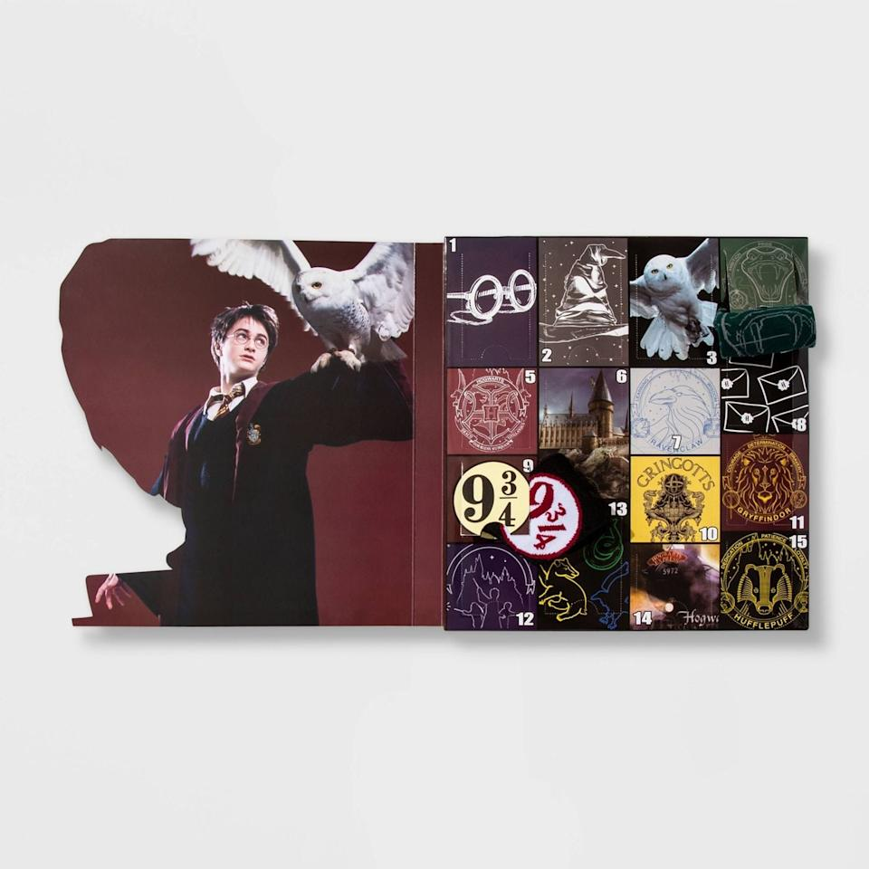 "<p><a href=""https://www.popsugar.com/buy/Women-Harry-Potter-Owl-15-Days-Socks-Advent-Calendar-491444?p_name=Women%27s%20Harry%20Potter%20Owl%2015%20Days%20of%20Socks%20Advent%20Calendar&retailer=target.com&pid=491444&price=15&evar1=buzz%3Aus&evar9=46626420&evar98=https%3A%2F%2Fwww.popsugar.com%2Fphoto-gallery%2F46626420%2Fimage%2F46626581%2FBuy-Target-Harry-Potter-Owl-Sock-Advent-Calendar-Here&prop13=api&pdata=1"" rel=""nofollow"" data-shoppable-link=""1"" target=""_blank"" class=""ga-track"" data-ga-category=""Related"" data-ga-label=""https://www.target.com/p/women-s-harry-potter-owl-15-days-of-socks-advent-calendar-colors-may-vary-one-size/-/A-54651538"" data-ga-action=""In-Line Links"">Women's Harry Potter Owl 15 Days of Socks Advent Calendar</a> ($15)</p>"