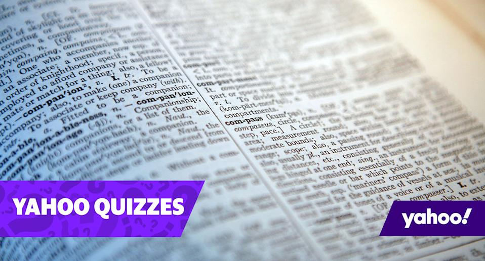 Quiz: Can you spell these commonly misspelled words?