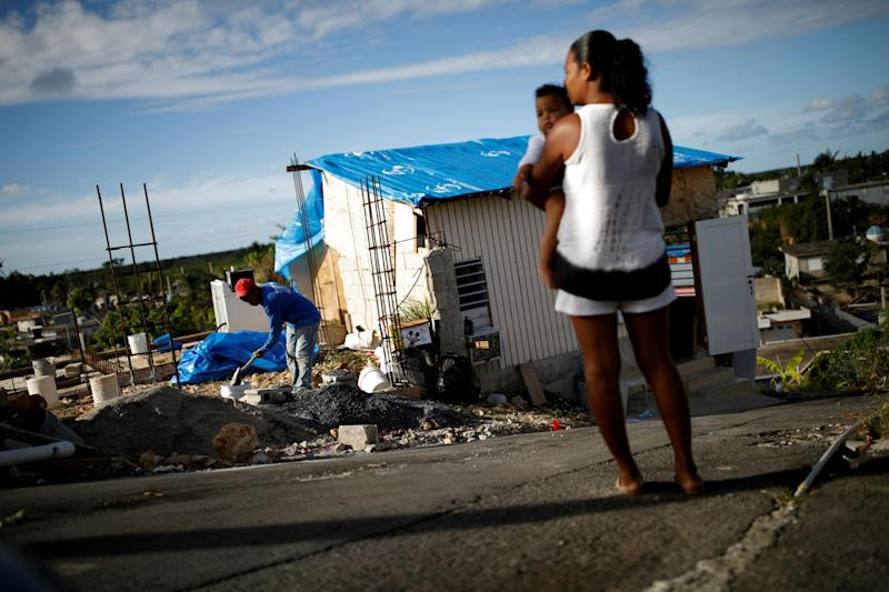 The Puerto Rican government's death count has been increasing ever since it initially reported just 64 people had been killed in Hurricane Maria: REUTERS