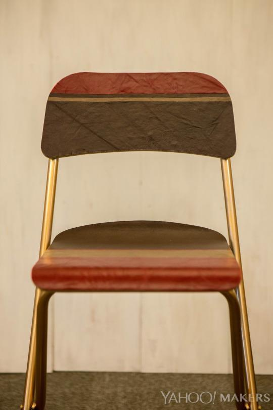 Turn A Simple Ikea Stool Into A Wow Worthy Designer Perch