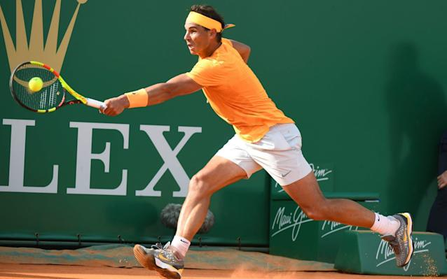 Rafael Nadal won his tenth Monte Carlo, Barcelona and French Open titles in 2017. The Tennis Podcast team are picking him to make it 11 titles at each of those destinations this year. Nadal got his Monte Carlo campaign off to a flying start with a win over Aljaz Bedene, and in previewing the clay court season on the latest podcast, produced in association with Telegraph Sport, presenters Catherine Whitaker and David Law couldn't think of anyone that is likely to stop him if he is fully fit. The podcast looks back on Kyle Edmund reaching a first ATP final last week and assesses his progress, as well as analysing the re-connection of Novak Djokovic and his old coach Marian Vajda. Whitaker and Law also continue their debate about the merits of the Wimbledon queue and ballot versus those of the other Grand Slam tournaments, and reminisce about some of the greatest performances they have seen from players on their least favourite surfaces. The Tennis Podcast is produced weekly throughout the year and daily during the Grand Slam tournaments, in association with Telegraph Sport and Eurosport, and presented by Catherine Whitaker (Eurosport) and David Law (BBC 5 Live). How to listen: iTunes - https://ec.yimg.com/ec?url=http%3a%2f%2fpo.st%2fTP401Apple&t=1524200888&sig=V14fT82tVZe7Djb7Wo4Mow--~D Acast - http://po.st/TP401 Download - http://po.st/TP401Download