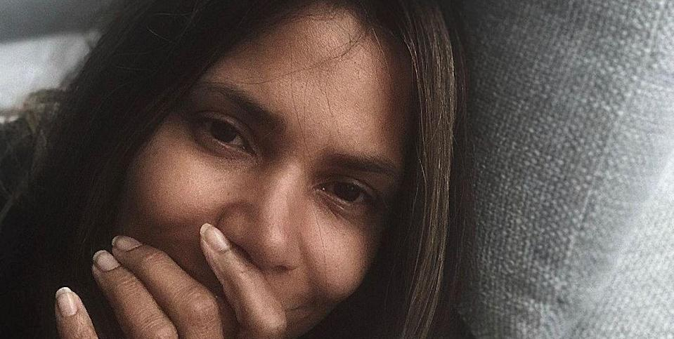 Halle Berry, 54, Just Showed Off Her Glowy, Smooth Skin in a New No-Makeup Selfie