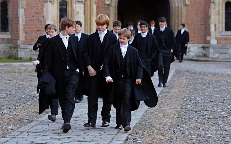 Eton College - Christopher Furlong/Getty Images Europe