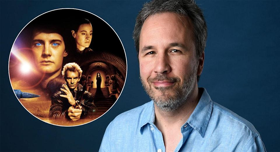 The director of 'Arrival' and 'Blade Runner 2049' has been discussing his approach to 'Dune' (PA/Universal Pictures)