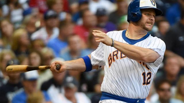 The Giants' quest for a veteran catcher seems to be coming to fruition.