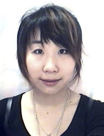 This undated photo provided by the Toronto Police shows Qian Liu of Beijing. Liu, a York University student, was found dead in her apartment near the school last Friday. She was last seen alive on a webcam by her boyfriend in China, who witnessed her struggling with a man before the camera was abruptly shut off.  (AP Photo/Toronto Police via The Canadian Press)