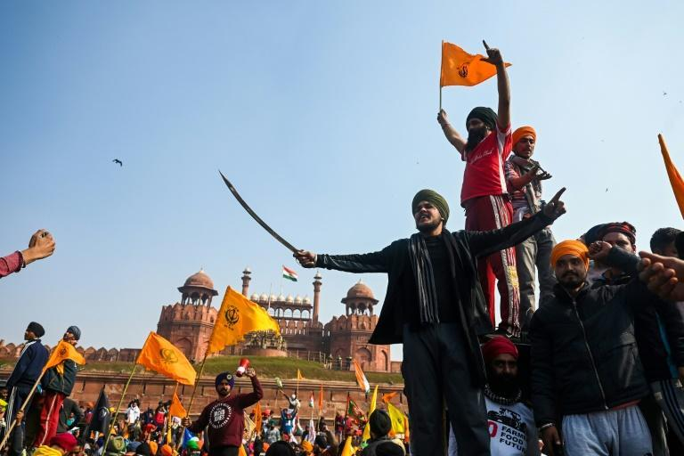 The unrest was a major embarrassment for Prime Minister Narendra Modi's Hindu nationalist government