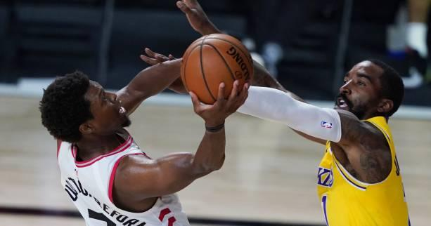 Basket - NBA - NBA : Toronto domine les Los Angeles Lakers et affirme ses ambitions