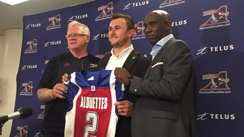 Image result for manziel alouettes