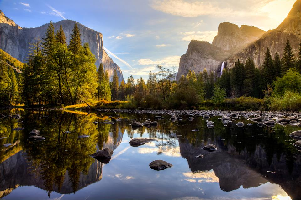Yosemite National Park, California is a must-do in the US. (Getty Images)